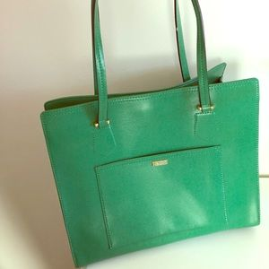 Ralph Lauren : Spring Structured Bag like new*